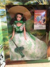 Barbie and Ken - Gone with the Wind and Tara Backdrop Collector Edition-4 dolls