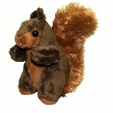 14cm Squirrel Soft Toy - Woodland Animal Toy - All Ages (0+)