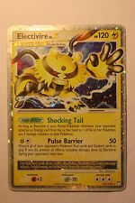 Electivire LV.X 121/123  Pokemon Card