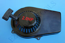 63CC 64CC 2HP 2-Stroke Gasoline Generator Recoil Starter Cover Assembly