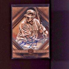 2016 Topps Legacy David Ortiz 65th Anniversary buyback auto Red Sox 1/1