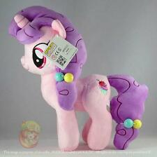 "Zucchero BELLE PLUSH DOLL 12 "" / 30 cm My Little Pony Peluche 12"" UK STOCK alta qualità"