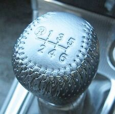 GENUINE TOYOTA CELICA MR-S ZZT231 ZZW30 LEATHER 6 SPEED GEAR SHIFT KNOB OEM