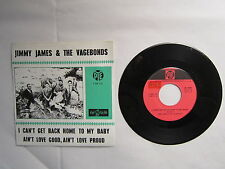 """Jimmy James & The Vagabonds - I Can´t Get Back Home To My Baby- 7"""" Single - 0515"""