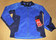 NWT THE NORTH FACE Grizzly Pack Jacket Drummer Blue Cosmic Blue Mens Sz M