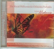The Royal Philharmonic Orchestra Performs The Hits Of Madonna - CD - NEW