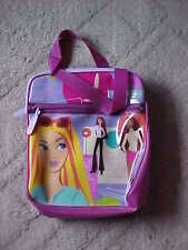 My Scene Barbie Madison & Chelsea Purple Tote Bag Purse New Lunch Bag