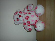 Build A Bear Valentines Day Bear Hearts Pink Red White Be My Valentine