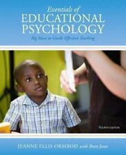 Essentials of Educational Psychology: Big Ideas to Guide Effective Teaching, Enh