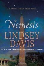 Nemesis  a Marcus Didius Falco Mystery  No. 20 of 20  Lindsey Davis (2010,HC/DJ)