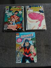 Wonder Man (1991-1994) Near Complete 29 Issue Series + Annuals * Missing 3 Books