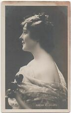 POSTCARD  ACTRESSES  Miram  Clements