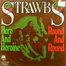 "7"" 1974 RARE VG+++ ! THE STRAWBS : Hero And Heroine"