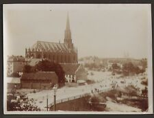 PHOTO A LOCALISER CATHEDRALE VERS 1900