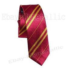 Harry Potter Gryffindor House Sorting Silk Tie Cosplay