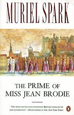 MURIEL SPARK / THE PRIME OF MISS JEAN BRODIE / LIVRE EN ANGLAIS /PENGUIN FICTION