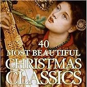 40 Most Beautiful Christmas Cl NEW & SEALED
