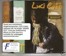 (A796) Luci Cahn, Inside Out - DJ CD