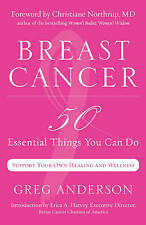 Breast Cancer: 50 Essential Things You Can Do by Greg Anderson (Paperback, 2011)