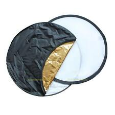 Handheld 80cm Round 5 in 1 Photography Studio Collapsible Light Mulit Reflector