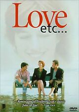 Love, Etc. DVD NEW factory sealed