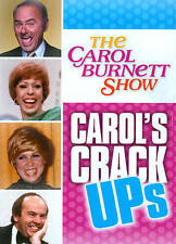 The Carol Burnett Show: Carols Crack-Ups (DVD, 2014)