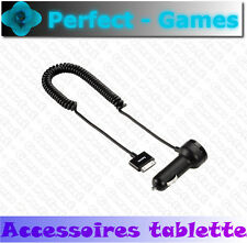 Chargeur voiture auto allume cigare vehicle car charger Apple iPad iPhone iPod