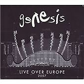 Genesis - Live Over Europe 2007 - 2xCD - (Phil Collins/Hits/Collection)