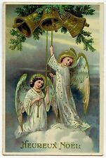 LES ANGES DE NOEL ANGELOT ANGEL  cloche bell