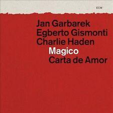 Jan Garbarek, Charlie Haden, Egberto Gismonti   MAGICO/CARTA DE AMOR  2-CD