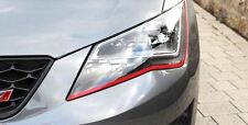 Devil Eyes Headlights Stripes Mod SEAT Sport Ibiza Leon Altea Cupra SC ST FR TDi