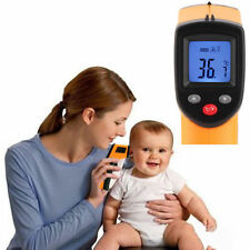 Nice Non-Contact LCD IR Laser Infrared Digital Temperature Thermometer Gun IBB