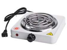 Outdoor Camping Cooking Electric Stove Burner Heater Dorm RV Travel Kitchen BSTY