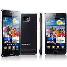 SAMSUNG Galaxy s2 i9100 16gb 8mp fotocamera NOBEL Nero (Sbloccato) UK