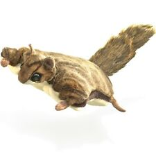 Flying Squirrel Puppet Moveable Legs & Tail, Folkmanis MPN 2580, 3 & Up, Unsex
