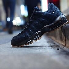 Women's Nike Air Max 95 Premium OG Black White Anthracite UK Size 4 807443-002