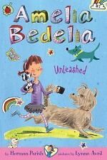 Amelia Bedelia Chapter Book #2: Amelia Bedelia Unleashed-ExLibrary