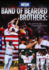 Band of Bearded Brothers: The 2013 World Champion Red Sox (DVD, 2013)