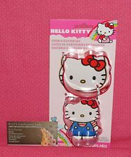 """Hello Kitty Metal Cookie Cutter Set, Sanrio,Wilton,2 Pack,Red,Pink,3.5"""""""
