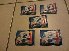 Lot de 5 pochettes Panini World Cup France 98