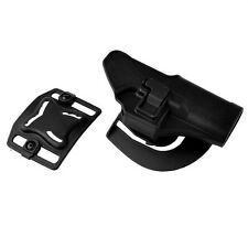Right Hand Belt Paddle Gun CS Holster Quick Tactical Fit for Glock 19 22 23 32