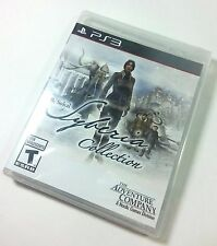 Syberia Complete Collection (Sony PlayStation 3) Brand New US Version for PS3
