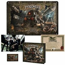 PYOGENESIS - A CENTURY IN THE CURSE OF TIME - FANBOX BOXSET  LTD. EDITION 2015