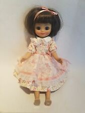 """Robert Tonner BETSY McCALL 7-1/2"""" Doll in Pink Floral Tea Party Dress"""
