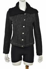 Dries Van Noten Womens Black Basic Jacket Sz 40 Casual Coat Outerwear