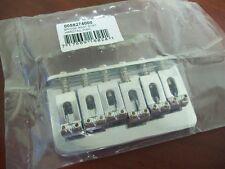 NEW Genuine Fender Hardtail Bridge For Import Strat, 005-8274-000