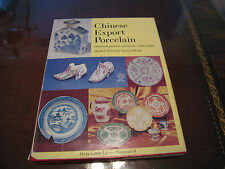 Vntage 1975 Chinese Export Porcelain Standard Pattern and Forms 1780 to 1880