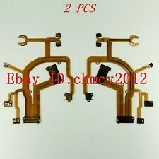 2PCS Lens Back Main Flex Cable For CANON G10 G11 G12 Digital Camera Repair Part