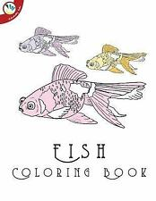 Fish Coloring Book for Adults by Individuality Coloring Individuality...