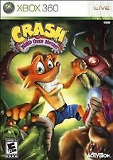 Crash Mind Over Mutant XBOX 360! FAMILY FUN GAME PARTY NIGHT! BANDICOOT CLASSIC!
